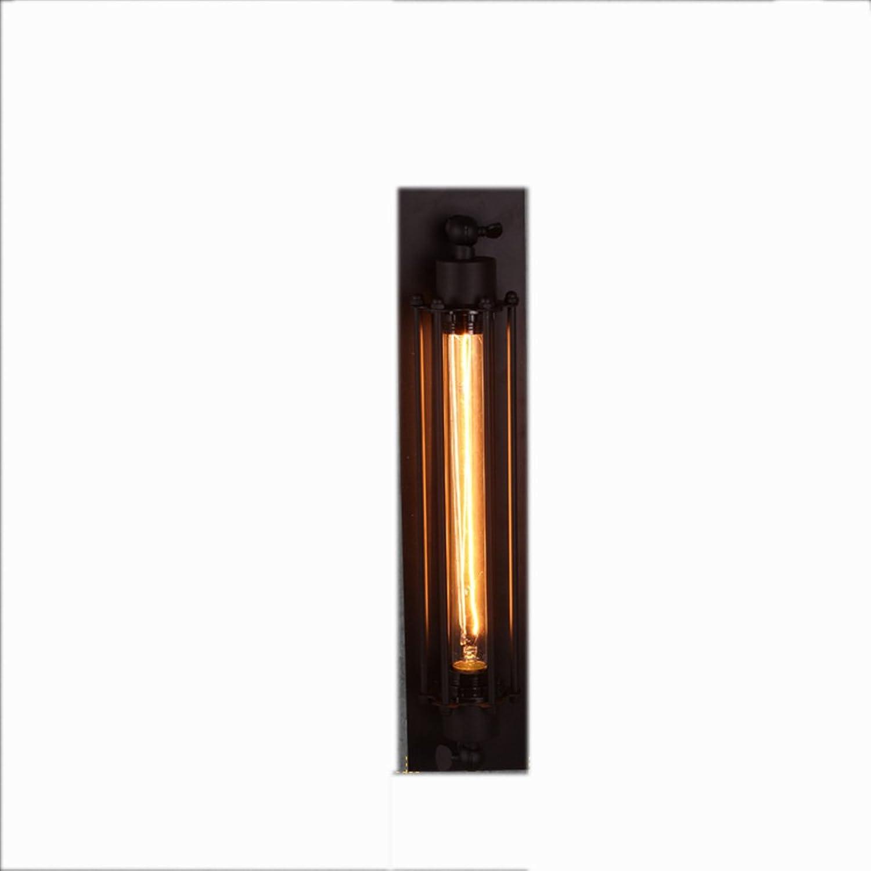 mejor calidad mejor precio ASL Loft Lámpara Lámpara Lámpara de parojo retro de la parojo de la lámpara de la parojo de la lámpara de la parojo de la barra de la lámpara de la parojo de la lámpara de E27, 10  47CM Nuevo ( Color   Negro , Tamaño   1047CM )  sin mínimo