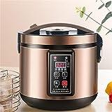 KOUPA Fermentador automático de ajo Negro, Caja de fermentación de ajo Negro, máquina de fermentación Inteligente, Fabricante de Alimentos saludables, utensilio para el hogar/Cocina