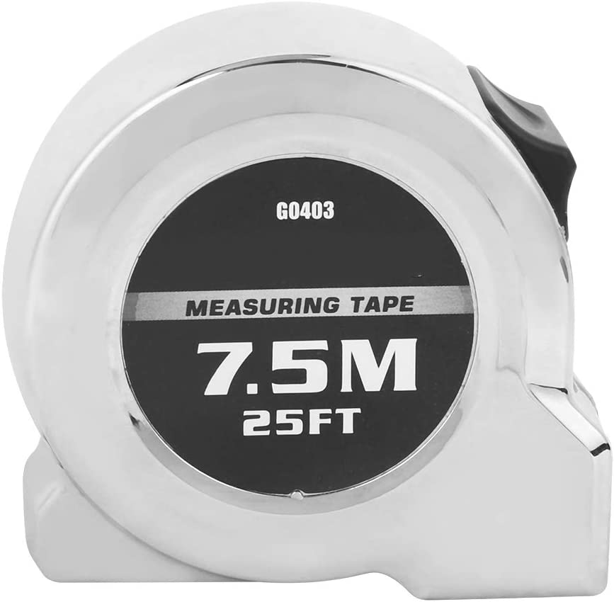 Low price 1 year warranty Measuring Tape Strong Wear- Compact Durable Reliable 7.5 Sturdy