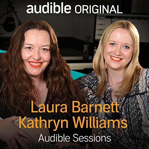 Laura Barnett and Kathryn Williams audiobook cover art