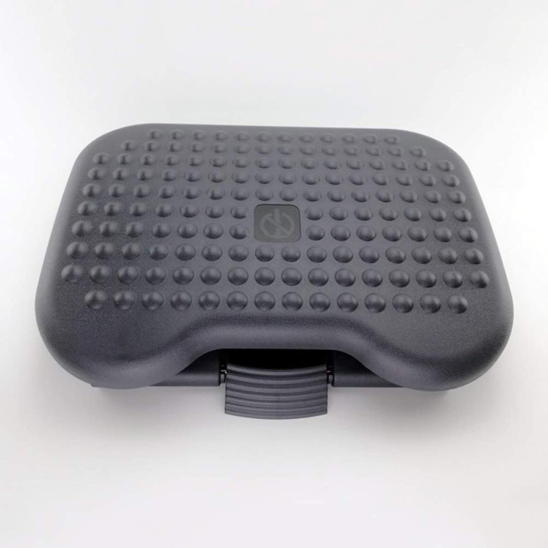 Stool Step Piano Office Pedal Non-Slip Adjustable Height 11cm 14cm 17cm Black