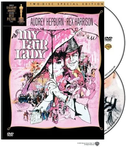 My Fair Lady Two Disc Special Edition product image