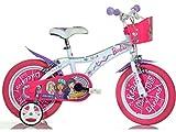 Dino Bikes 146R-BAB - Bicicletta per bambina, Multicolore