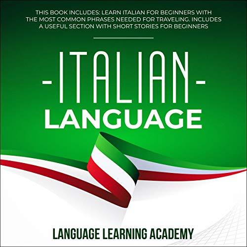 Page de couverture de Italian Language