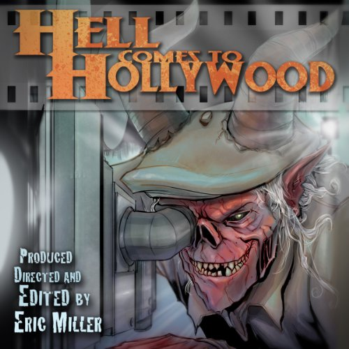 Hell Comes to Hollywood, Book 1 audiobook cover art