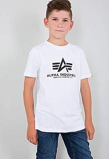 ALPHA INDUSTRIES Kids T-Shirt Basic
