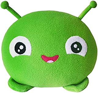 25cm Mooncake Final Space Plush Figure Toy Soft Stuffed Doll For Birthday Gift. (Color : A) APcjerp (Color : B)