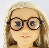 Doll Clothes Sew Beautiful for 18' American Girl Tortoise Shell Eye Glasses