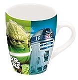 Tazza in ceramica con motivo disney Star Wars Darth vader Yoda Stormtrooper 320 ml