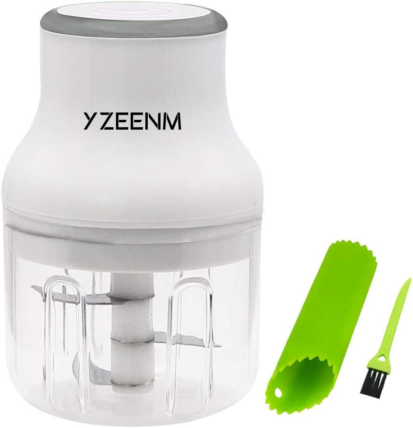 Electric Mini Garlic Chopper PortableFood USB Challenge the lowest price Super beauty product restock quality top! of Japan Grin