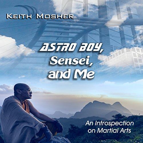 Astro Boy, Sensei, and Me audiobook cover art