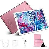 Tablet 10 Pulgadas, Tableta Android 10.0 4GB RAM+64GB ROM 128GB Escalables, 8000mAh Tablet PC Baratos y Buenas, Cámara...