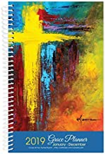 2019 Cross Art Inspirational Christian Daily Planner January to December Year Day Planners Weekly Monthly Calendar - 2019 Calendar Year (January - December)