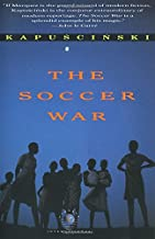 the soccer war book