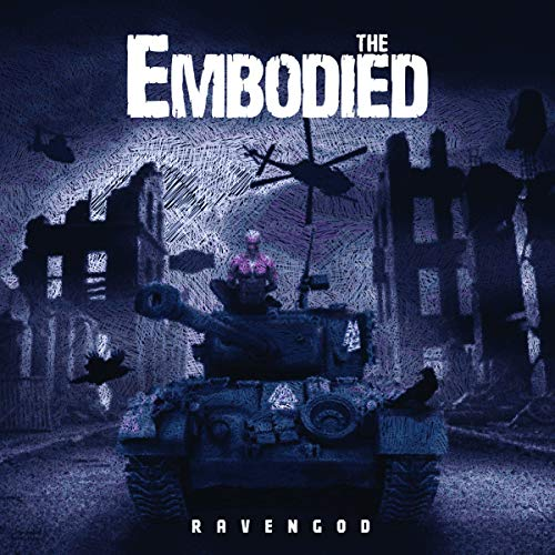 Embodied,the: Ravengod (Audio CD)