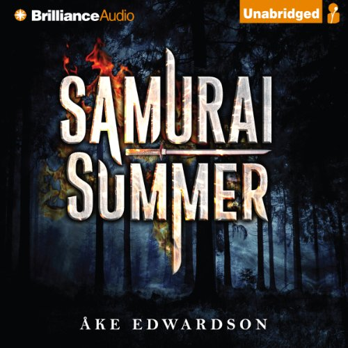 Samurai Summer audiobook cover art