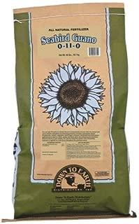 Down To Earth Seabird Guano 0-11-0 Fertilizer, 40 lb.