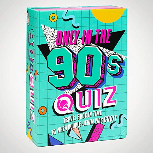 Professor PUZZLE Nur In Den 90Ern-Quiz