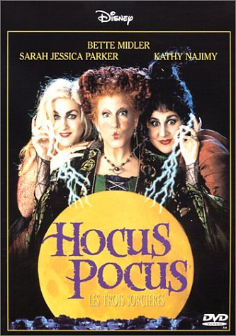 Hocus Pocus - Les trois sorcières [Francia] [DVD]