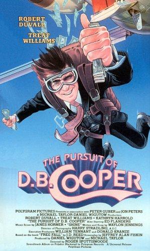 The Pursuit of D.B. Cooper [VHS]