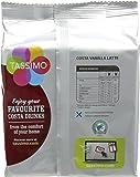 TASSIMO Costa Vanilla Latte Coffee 1 x Pack (16 T Discs, 8 Servings)