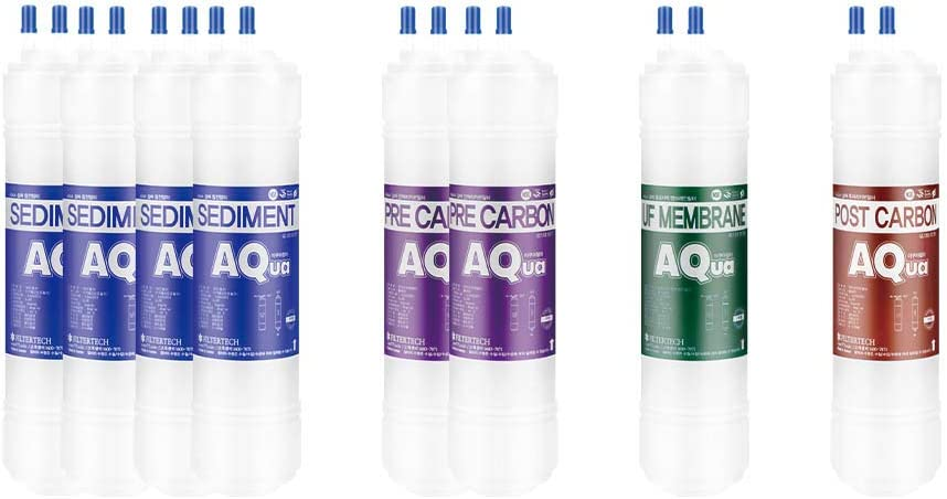 Ranking TOP4 8EA Economy Replacement Water Filter 1 Year for Wells specialty shop Kyowon Set