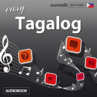 Rhythms Easy Tagalog audiobook cover art