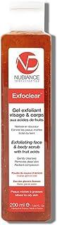 Exfoclear® peelinggel voor gezicht en lichaam, met vruchtzuren, 200 ml