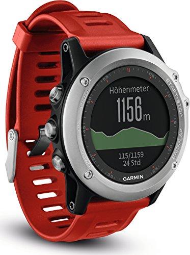 Garmin fenix 3 GPS-Multisportuhr - 4