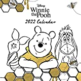 Disney Winnie The Pooh Calendar 2022 - Month to a View Planner 30cm x 30cm - Official Merchandise