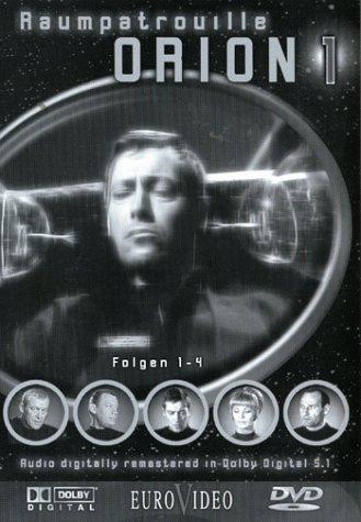 Raumpatrouille Orion - Folgen 1-4
