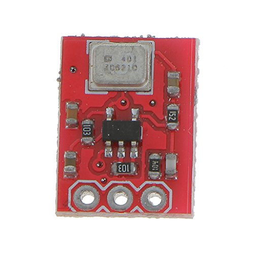 Gazechimp 1x ADMP401 MEMS Microphone Breakout Board 1,5 Bis 3,3 V DC Für Arduino