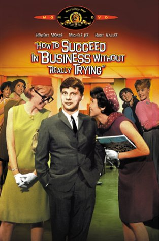 How to Succeed in Business Without Really Trying (1967) [Import] [DVD]