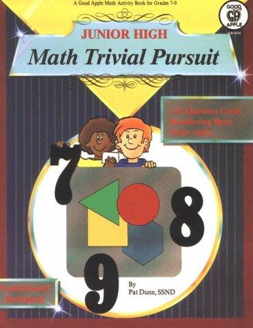 Math Trivial Pursuit: Junior High Level
