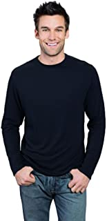 ONNO Men's Long Sleeve Bamboo T-Shirt