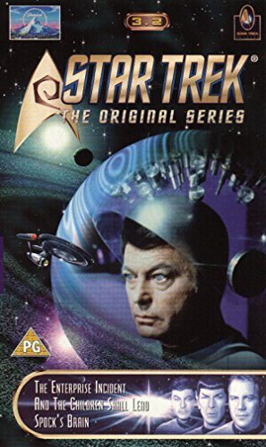 Star Trek : The Original Series - Vol. 3.2 - The Enterprise Incident / And The Children Shall Lead /Spock's