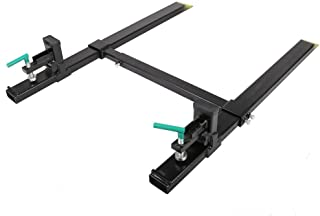 Jeremywell Clamp on Pallet Forks 4000lbs 43