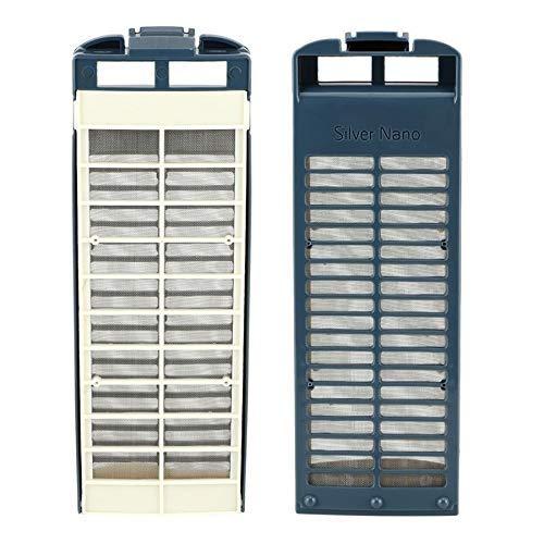 Filtro de plástico de repuesto para lavadora Samsung XQB52-28DS XQB45-L61