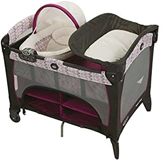 graco travel lite playard with stages keaton