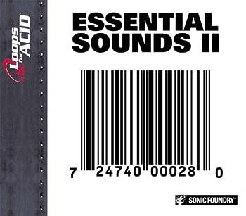 Essential Sounds II Loop Library