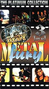 Metal Fury [VHS]
