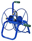 Yard Butler Handy Reel Easy Winding Heavy Duty Metal Garden 75'...
