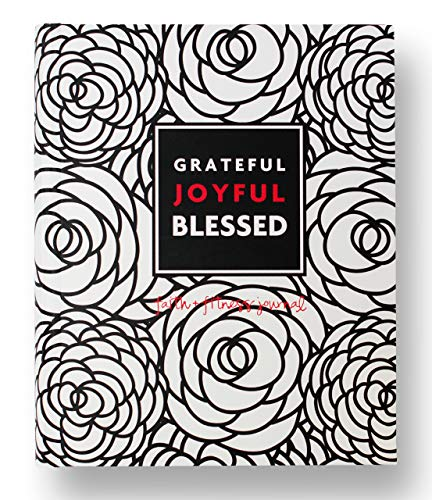 Fitlosophy Fitspiration Faith Journal: 16-Week Guided Fitness, Prayer, and Gratitude Journal