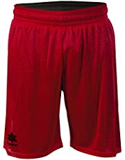 Luanvi Triple Bermuda Reversible de Basket de Baloncesto, Unisex Adulto