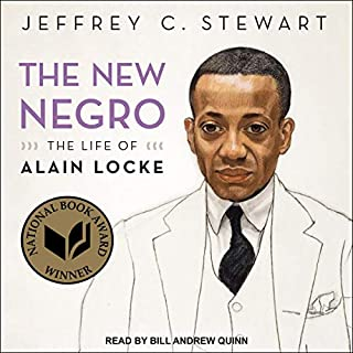 The New Negro audiobook cover art