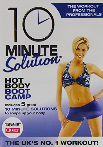 ANCHOR BAY 10 Minute Solution - Hot Body Boot Camp [DVD]