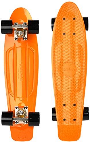 Ridge Retro Organics Series Mini Cruiser Skateboard 22