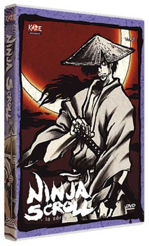 Ninja Scroll Volume 2