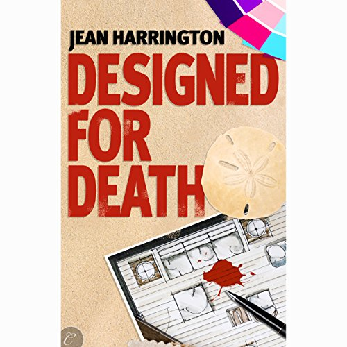 Designed for Death audiobook cover art