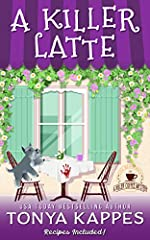 A Killer Latte: A Dog Cozy Mystery (A Killer Coffee Mystery Series Book Six)